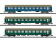 """N - Set tří vozů """"Balt-Orient-Express"""" - ČSD"""