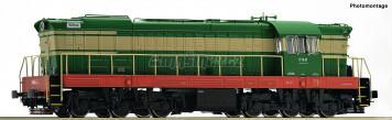 H0 - Dieselová lokomotiva T669.0 - ČSD (analog)