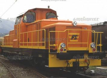 H0 - Dieselová lok. D.145, FS (DCC, zvuk)