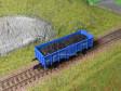 TT  Náklad uhlí do vozu Es Tillig,Vtr Loco