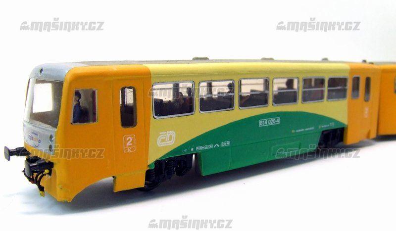 H0 - Model dvoud�lno motorov�ho vozu Regionova - �D #2