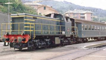 H0 - Dieselová lok. D.141.1023, FS (DCC, zvuk)
