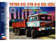 H0 - Tatra 815 VYA 8×8 (stavebnice)