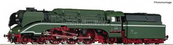 H0 - Parní lokomotiva 02 0201-0 - DR (DCC,zvuk)