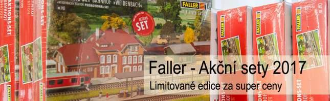 Akční sety Faller