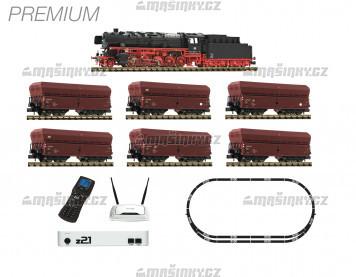 N - Digitální start set - nákladní vlak BR 044, z21 - DB - se zvukem