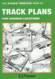 Plánky kolejišť pro různé prostory