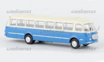 H0 - Škoda 706 RTO slonovina / modrá