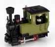 H0e - Úzkorozchodná parní lokomotiva Krauss (analog)