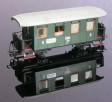H0e - Osobní vůz řady Ci/ú - ČSD