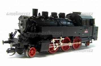 TT - Parní lokomotiva 365.411 - ČSD