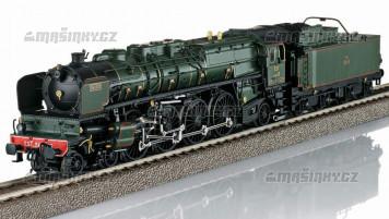 H0 - Parní lokomotiva Serie 13 (241-A) - (EST) (DCC, zvuk)
