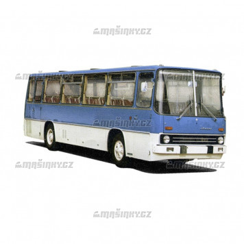 H0 - Ikarus 255 Omnibus modrobílý TD