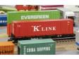 H0 - 40' Hi-Cube Container K-LINE