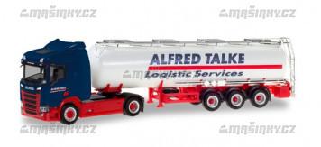 """H0 - Scania CR 20 ND """"Alfred Talke"""""""