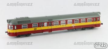 TT - Model motorového vozu 850 032 - ČD (analog)