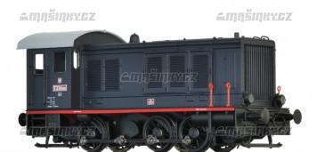 H0 - Dieselová lokomotiva T334.001 - ČSD (DCC, zvuk)