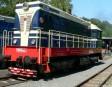 TT - T458.1190 - muzejní DHV Lužná - ČSD (analog)