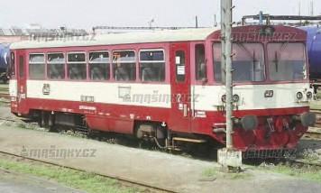 TT - Motorový vůz M 810  - ČD (analog)