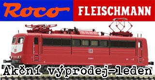 Akční výprodej Roco/Fleischmann