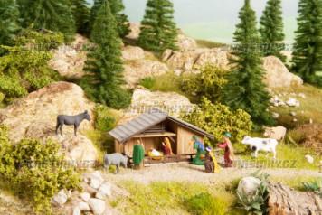 H0 - Vánoční betlém
