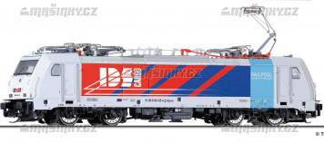 TT - El. lokomotiva 186 435-4, Railpool / IDS Cargo (CZ) (analog)