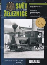 Svět železnice 77 - únor 2021