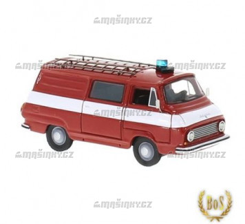 H0 - Škoda 1203 - hasiči