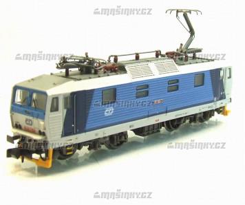 N - Elektrická lokomotiva řady 371 - ČD  (analog)
