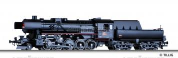 TT - Parní lokomotiva 555.0 - ČSD (analog)