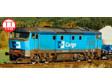 TT - Diesel-elektrická lokomotiva 751 219 - ČD (analog)