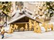 H0 - Vánoční trh - Betlém