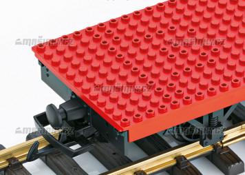 G - Plošinový vůz Lego