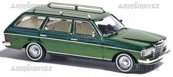 H0 - Mercedes W 123 T 'Stará škola', zelená metal.