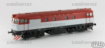H0 - Dieselová lokomotiva 478.1001 - ČSD (analog)