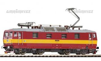 H0 - Elektrická lokomotiva 372-014-1 - ČDC (analog)