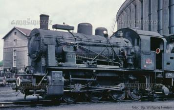 H0 - Parní lokomotiva 40-T - SNCF (analog)