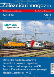 Železniční magazín 5/2019