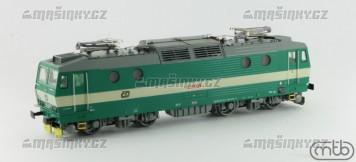 H0 - Elektrická lokomotiva řady 163 047 Basia (analog)