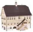 H0 - Roubený dům Sindelfingen