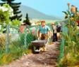 H0 - Zahradní plot