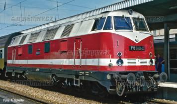 N - Dieselová lokomotiva BR 118 - DR (analog)
