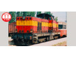 TT - Diesel-elektrická lokomotiva 735 098 - ČD (analog)