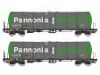 H0 - 2-dílný set Zacns 98 Pannonia Ethanol 2