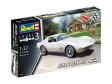 Plastic ModelKit auto - Corvette C3 (1:32)