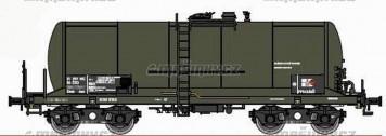 TT - Kotlový vůz Zaes - ČSD 2