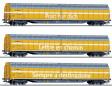 TT - Set 3 vozů Schweizerischen Post, SBB Cargo