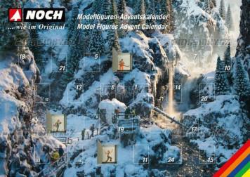 H0 - Adventní kalendář 2021