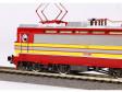 """H0 - Elektrická lokomotiva S 499 """"laminátka"""" - ČSD (analog)"""