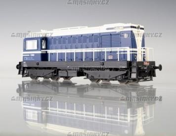 "H0 - Dieselová lokomotiva T 435 ""Hektor""- ČSD"